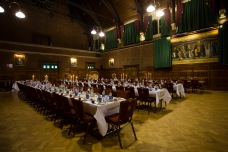 Formal dining hall