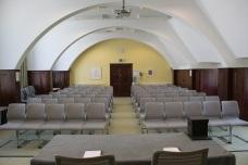 Paston Brown lecture theatre