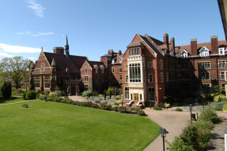 View of Homerton College